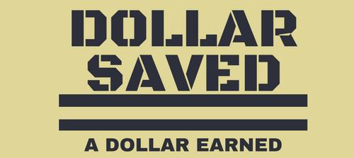Dollar Saved