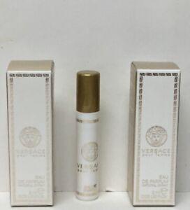 Versace Pour Femme EDP Natural Spray 0.06oz ( Lot Of 2 )