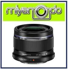 Olympus M.Zuiko Digital 25mm f/1.8 (Black) Lens