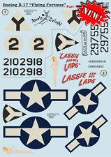 imprimé Échelle 1/48 Boeing B - 17G Flying Fortress Partie 2 # 48116