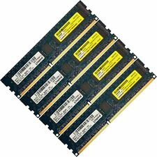Memoria Ram De Escritorio 16 GB 4x4GB PC3L 10600E DDR3L 1333 MHz ECC sin búfer