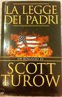 LA LEGGE DEI PADRI di Scott Turow CDE/MONDADORI - 1997