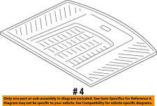 FORD OEM 13-18 Escape Interior-Rear-Liner DJ5Z7811600BA
