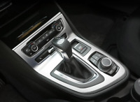 BMW 218i Gran Tourer F46 Chrome Center Console Gear Shift Frame Cover Trim