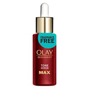 Olay Regenerist Max Tone Face Serum with Vitamin C, 1.3 Oz
