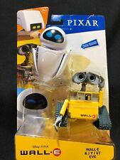Disney Pixar WALL-E & EVE Poseable Figure Pack 2020 NIP