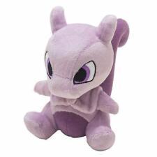 Pokemon Center Mewtwo Plushie Plush Doll Soft Figure Toy 6 inch Xmas Gift