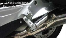 BMW R1150GS Sozius Fußrastentieferlegung verstellbar für Metallkoffer ABE