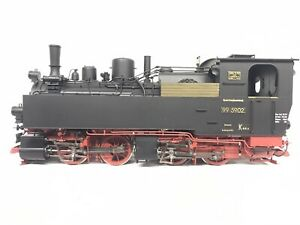 Kiss 76102 Gauge G 6 7/12ft Steam Br 99 5902 Mallet Top For LGB Original Box