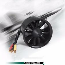 FMS 50mm 12 Blades Ducted Fan EDF With 2627 KV4500 KV5400 3S 4S