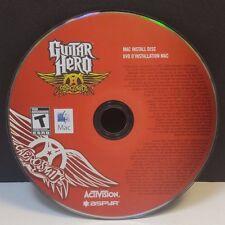 Guitar Hero: Aerosmith (Windows/Mac, 2008) DISC ONLY