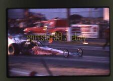1976 Shirley Muldowney Dragster @ Fremont Raceway - Vintage 35mm Race Slide