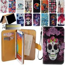 Flip Wallet Card Stand Leather Case Cover For Samsung Galaxy J1/J2/J3/J5/J7 2016