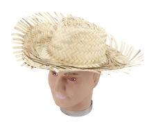 2b59a8125 Adult Beachcomber Mens Straw Hat Fancy Dress Costume Accessory