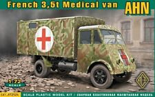Ace 1/72 French 3,5t Truck AHN Ambulance # 72524