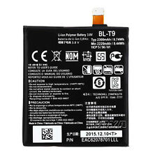 100% Original 2300mah battery replacement BL-T9 For LG Google Nexus 5 D820 D821