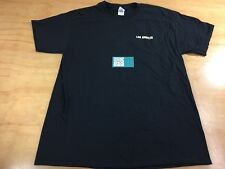 Kanye West The Life of Pablo TLOP Tour LA Forum Exclusive Tee Shirt Black M