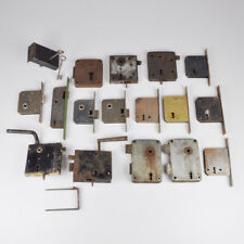 Convolute Mortise - Box Locks - Old Door Locks - Castle