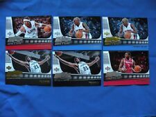 2006/07 Upper Deck insert MVP Watch complete your set 9 avaliable NBA $1 S&H