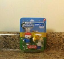 Miffy's Adventures Big and Small Ride Along With Miffy Figure Set New