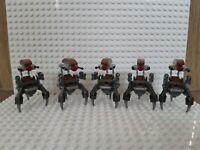 Lego Star Wars - 5x Droidekas (sw0441) - aus 75000 - Neu