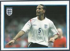 MERLIN-ENGLAND 2006 WORLD CUP- #065-ENGLAND & MANCHESTER UNITED-RIO FERDINAND