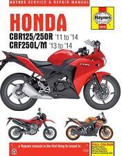 Manuali e istruzioni per moto e scooter Honda