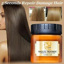 Magical Treatment Mask 5 Seconds Repairs Damage Restore Soft Hair 60 or 120mL