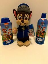 Paw Patrol 3 pc Bath Time Set- Make Bath Time Fun