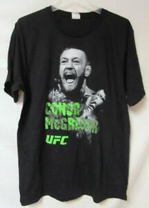 UFC Conor McGregor Men's Size Large T-Shirt A1 3884
