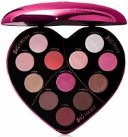 Lancome Monsieur Big Heart-Shaped Eyeshadow Palette ~ GIFT SET ~ NIB ~
