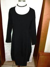 Vestiti da donna a manica lunga taglia XXL nero