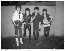 Lords Of The New Church 11x14 ORIGINAL 1985 CANDID PHOTO Stiv Bators/Brian James