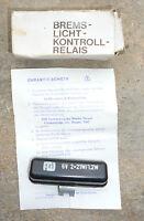 Bremslicht Kontroll Relais für Trabant 6 Volt  - Neu und original verpackt