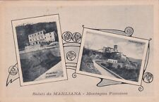 * MARLIANA - Montagna Pistoiese - Albergo Europa e Panorama