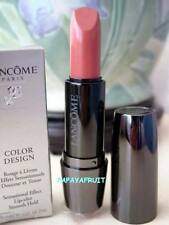 $22.50 NIB Lancome Color Design Cream Lipstick in ~QUARTZ KISS~