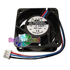 Adda Model AD0412HB-C56 40mm x 20mm 12V Ball Bearing Fan w/ 3 Pin mini connector