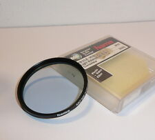 HAMA 52mm 82B COLOR CORRECTION FILTER , CASED & CLEAN