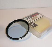 HAMA 52 mm 82B Filtro De Corrección de color Entubado & Clean