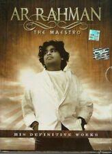A R RAHMAN THE MAESTRO - BOLLYWOOD / HINDI 4 CD SET.
