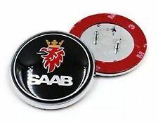 SAAB CLASSIC 900 86-94MY Saab Scania Bonnet Badge 4522884 neuf origine Suffolk