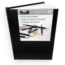 Royal And Langnickel - Essentiels Relié A5 Artiste Carnet de Croquis – 80 Pages