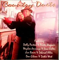 CD COUNTRY DUETS Ref 3582