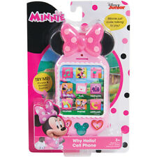 Disney Minnie's Happy Helpers Cell Phone NEW