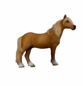 Schleich Pony D-73527 Figure Miniature Horse Brown Tan