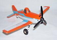 Pixar Cars Airplane B-X Orange with White and Blue