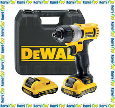 AVVITATORE DeWALT DCF610D2-QW - 2 Batterie Litium 2,0Ah+Caricabatterie+Valigetta