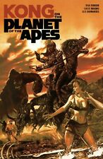 Boom Comics Kong On The Planet Of The Apes Trade paperback Ferrier Magno Guimara