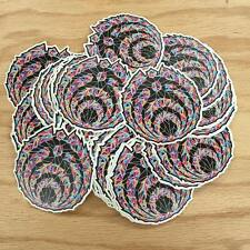 Spacenectar Bassnectar 4x4 inch die cut matted thick indoor/outdoor sticker sts9