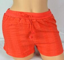 VICTORIA'S SECRET SHORTS BEACH COVER UP  SIZE LARGE NEW SP52